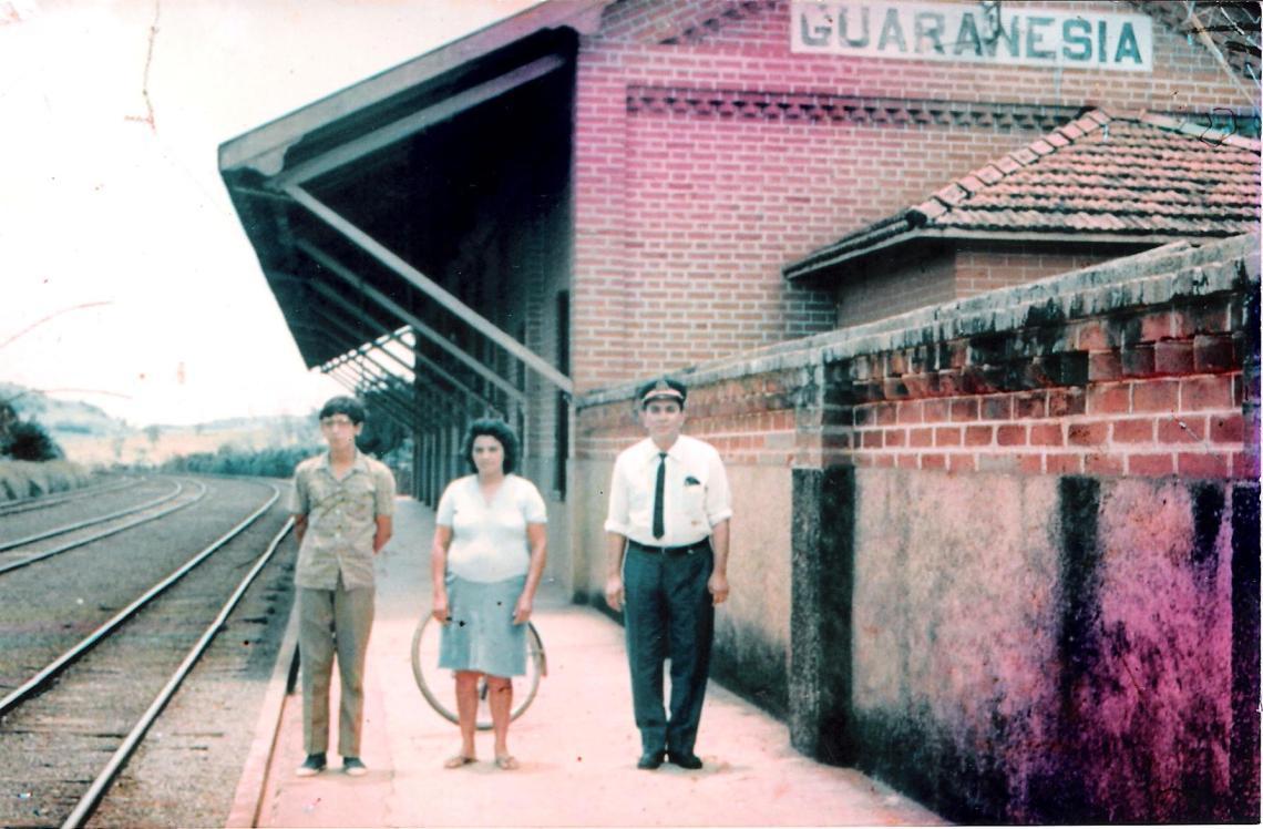 Estação Guaranésia