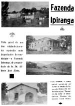 Fazenda Ipiranga, revista de 1946