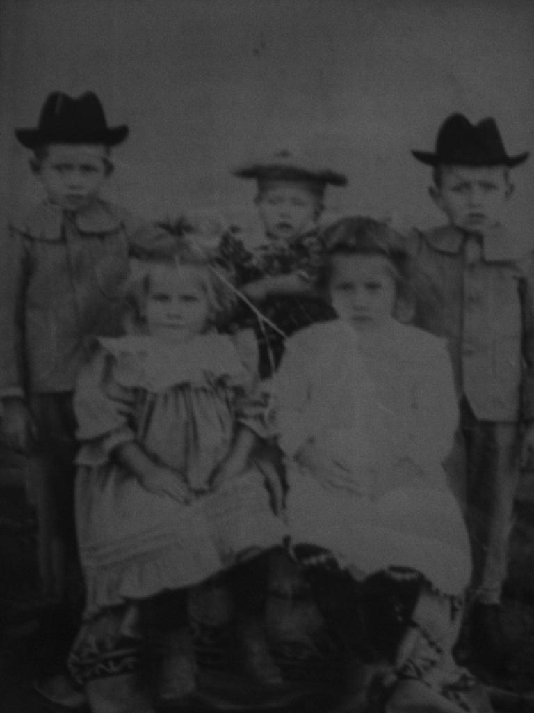 filhos de Luidgi Carmini Minchillo (Luis Minchillo)