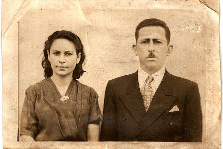 Alice Cesário Dias e Adolpho Vila