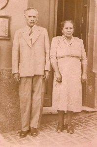 Antonio Cesário e Maria Ferreira