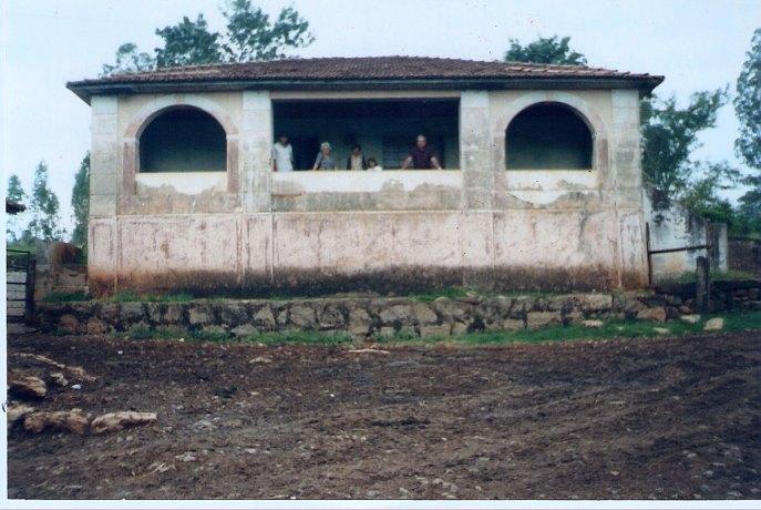 Sede da Fazenda dos Vila