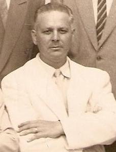 Synesio Pinheiro da Silva aprox 1948