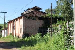 Situação lamentavel do Antigo Matadou Municipal