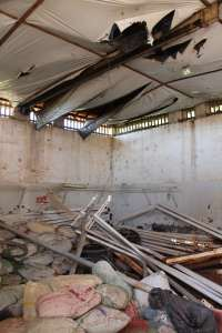 Antigo Matadouro é usado para depósito de LIXO