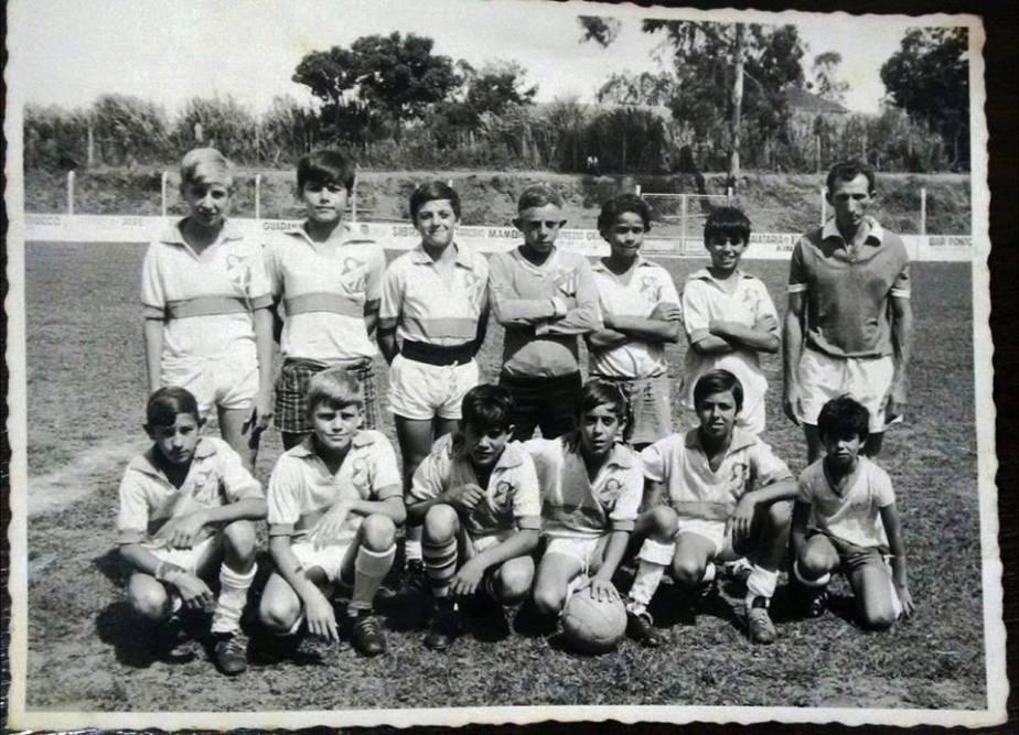 equipe infantil GFC