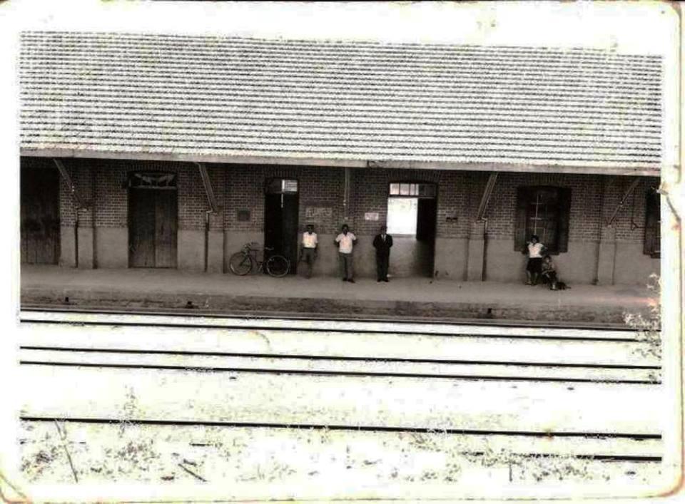 estação trem